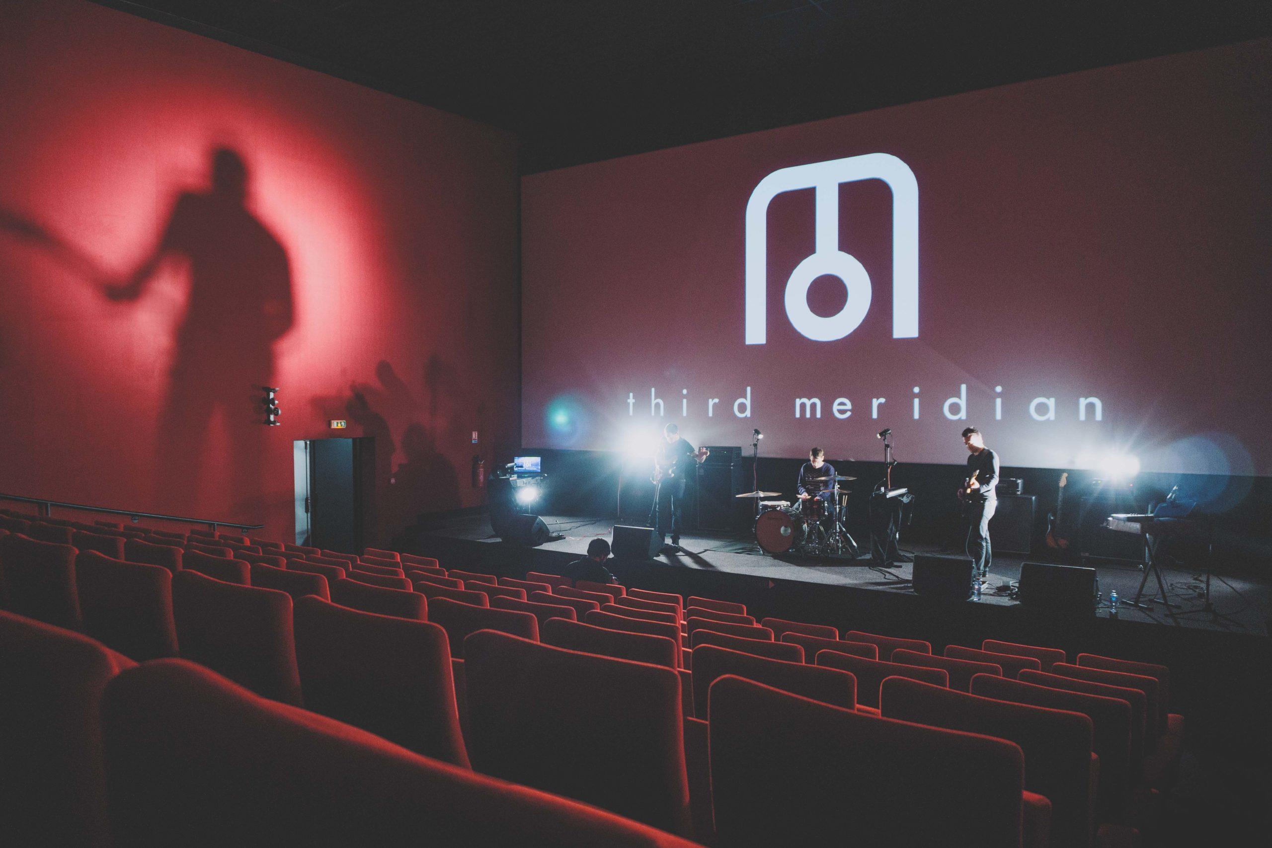photo tournage video clip third meridian