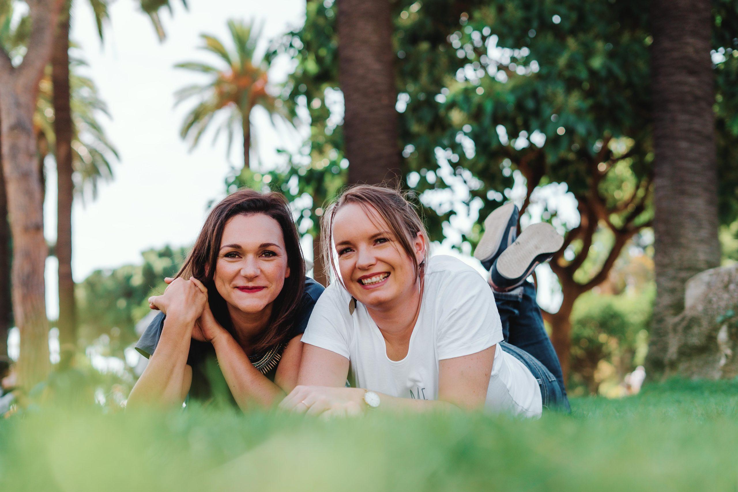 photographie jeunes femmes nature