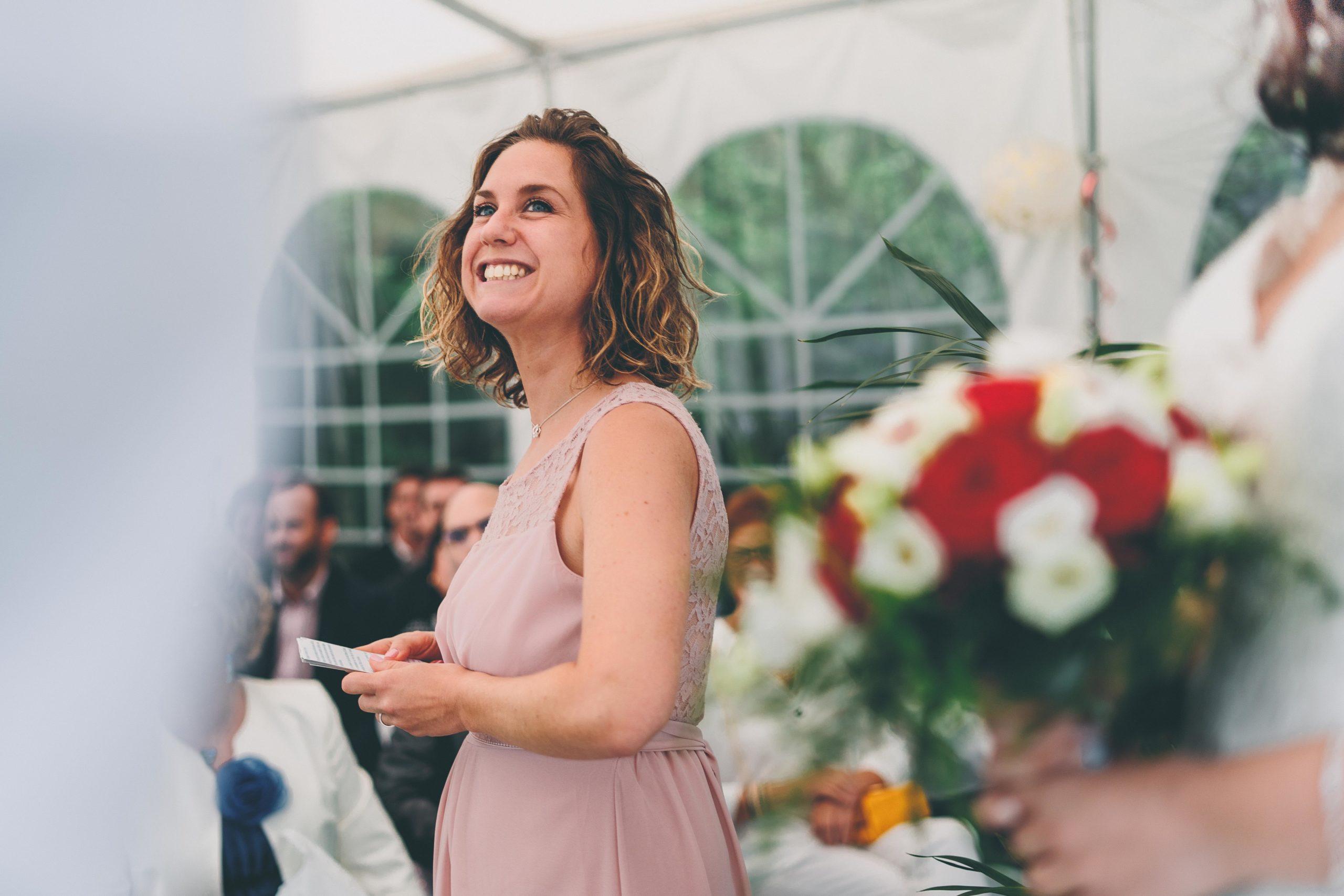 regard ceremonie mariage