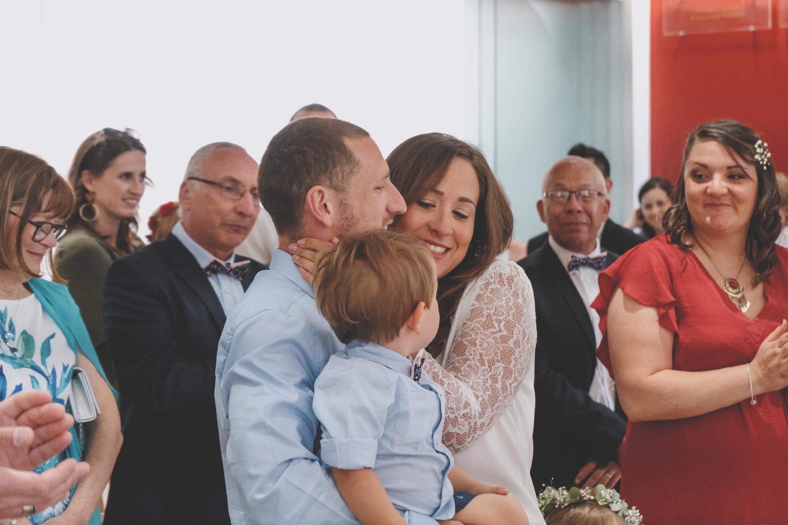 mariés cérémonie mariage